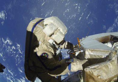 Астронавты выполнят пять выходов в космос