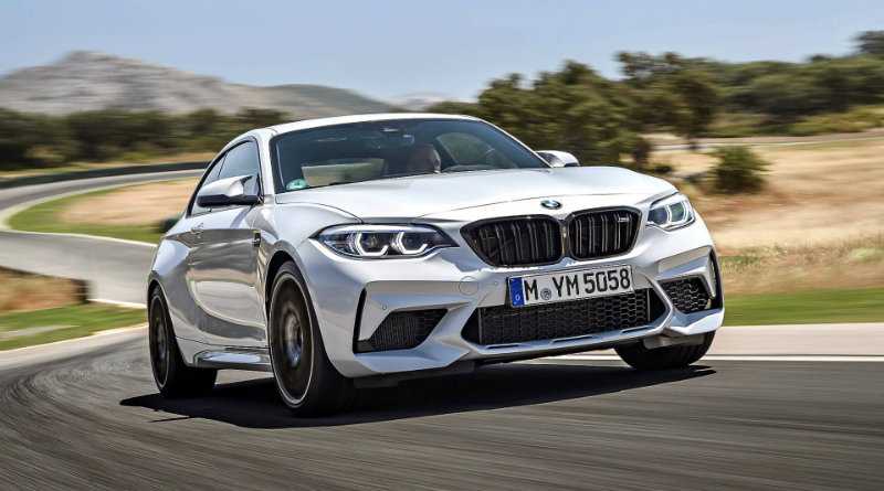 BMW M2 | Фото: motor1