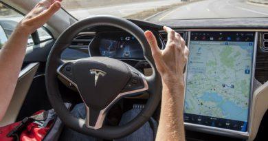 Автопилот Tesla   Фото: timedotcom