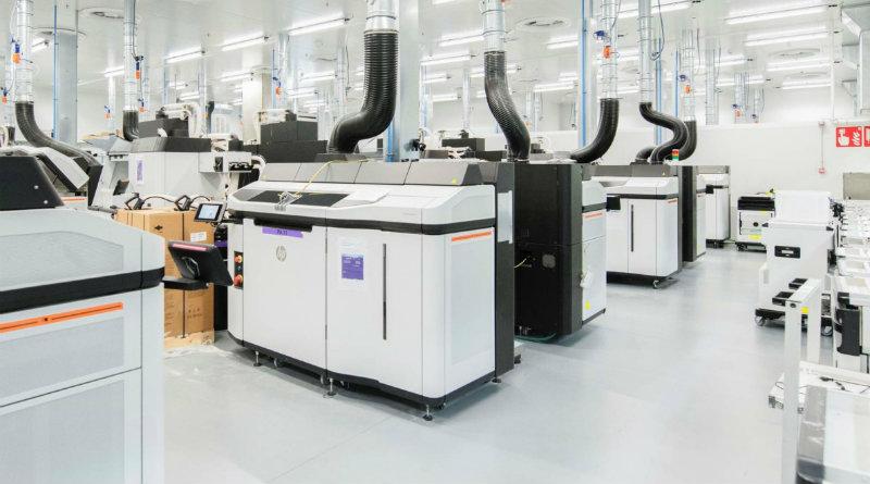 Центр 3D-печати   Фото: HP