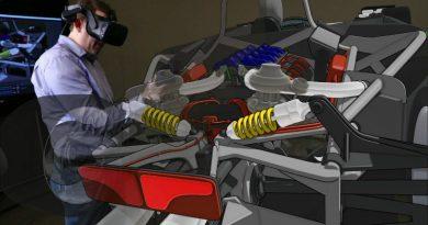Ford начал разрабатывать автомобили в VR