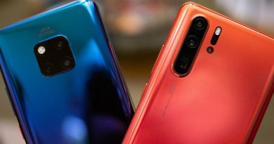 Huawei P30 и Mate 20 | Фото: Android Central