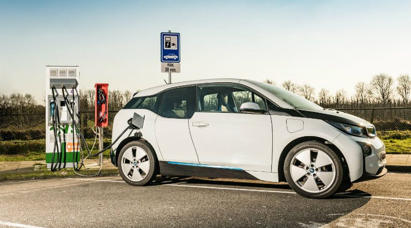 BMW i3 | Фото: electrek