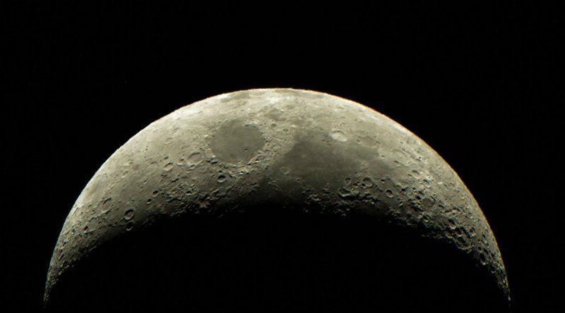 Луна | Фото: sputniknews.kz