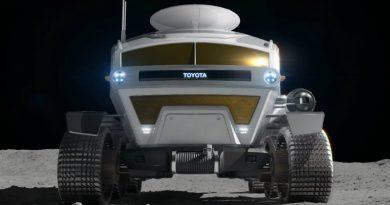 Луноход Toyota   Фото: Genesis