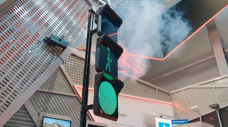 Умный светофор | Фото: Ростех