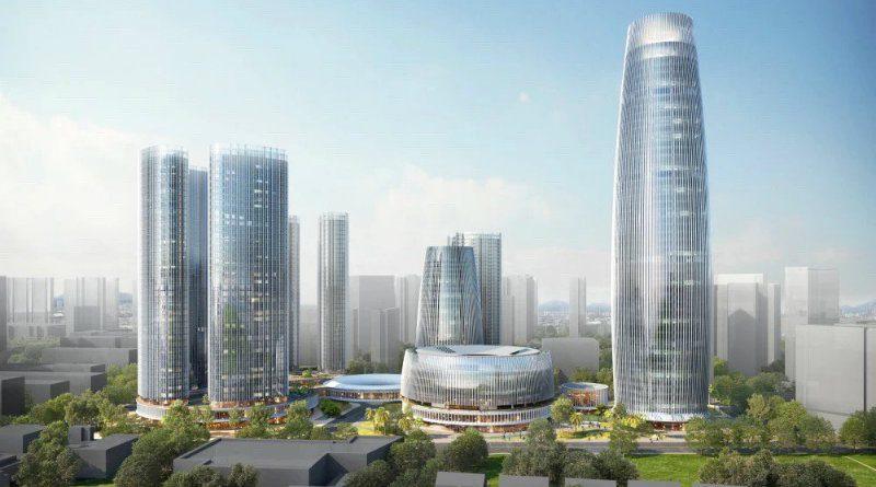 Штаб-квартира Oppo в Китае