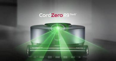 LG CordZero R9