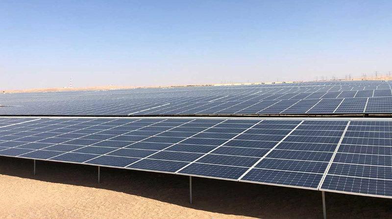 Самая мощная солнечная электростанция в мире | Фото: gulfnews