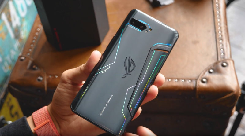 Обзор ROG Phone 2 — самый мощный смартфон