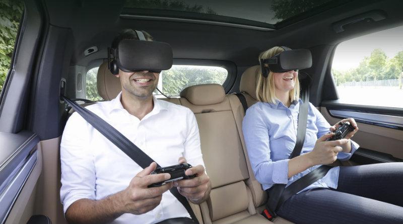 Виртуальная реальность в Porsche | Фото: drive.ru