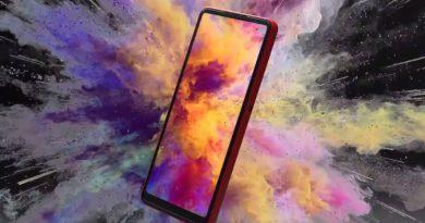 Xiaomi Qin 2: необычный вытянутый смартфон