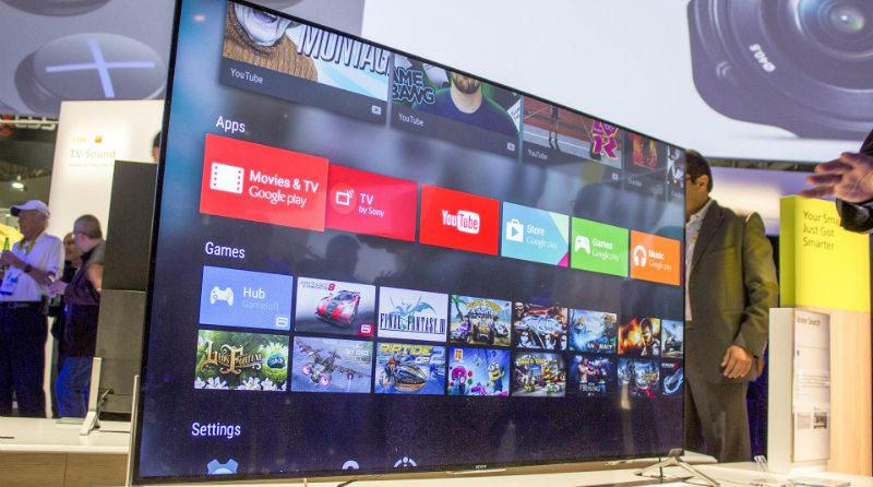 Sony Android TV | Фото: androidheadlines