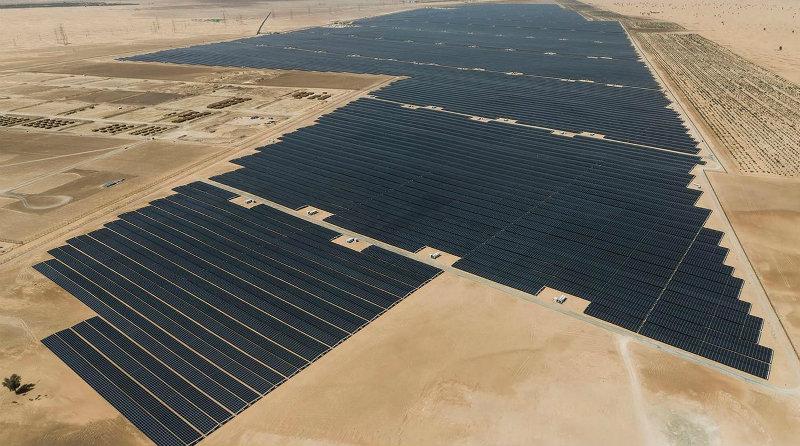 Самая мощная солнечная электростанция в мире | Фото: Engadget