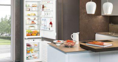 Обзор холодильника LIEBHERR SBS 33i2