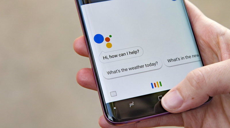 Google Assistant | Фото: rozetked