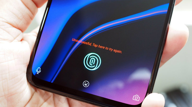 OnePlus 6T   Фото: Android Central
