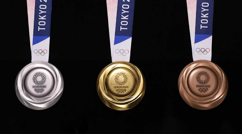 Медали Олимпиады 2020 | Фото: https://tokyo2020.org