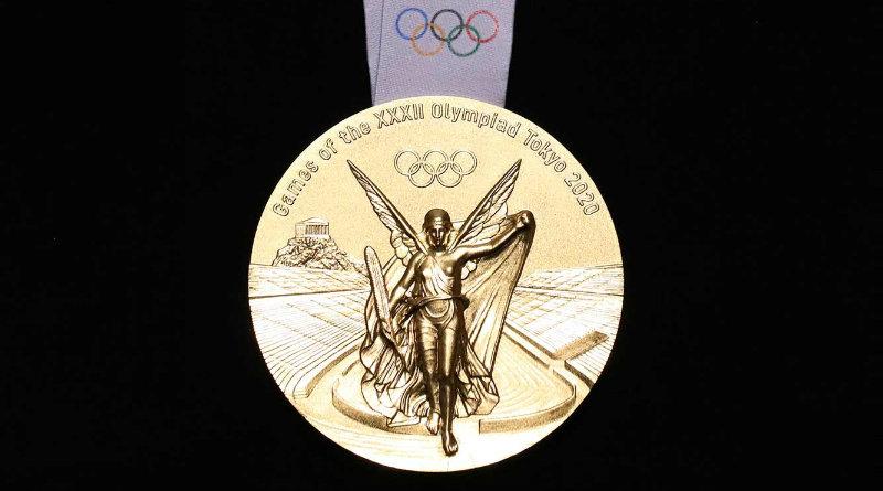 Медали Олимпиады 2020   Фото: https://tokyo2020.org