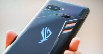 Asus ROG Phone 2 получит батарейку на 5800 мАч
