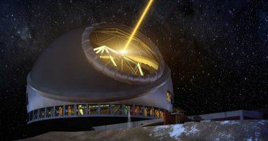 Тридцатиметровый телескоп   Фото: wikimedia