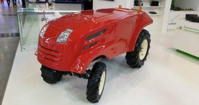 Беспилотный трактор | Фото: 3dnews.ru