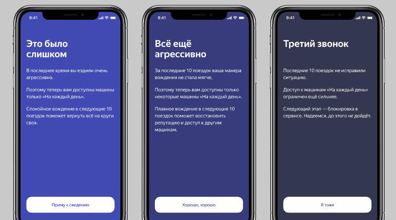 «Яндекс.Драйв»