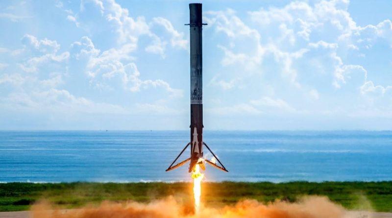 Falcon 9 | Фото: https://topcor.ru
