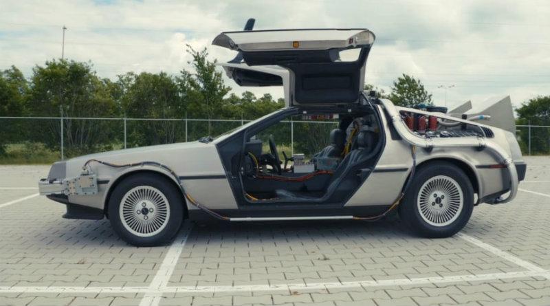 DeLorean на радиоуправлении | Фото: https://siamagazin.com
