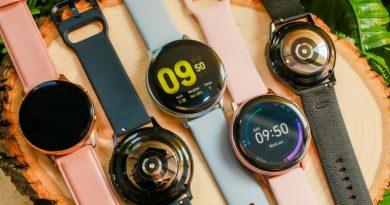 Samsung Galaxy Watch Active 2   Фото: CNET