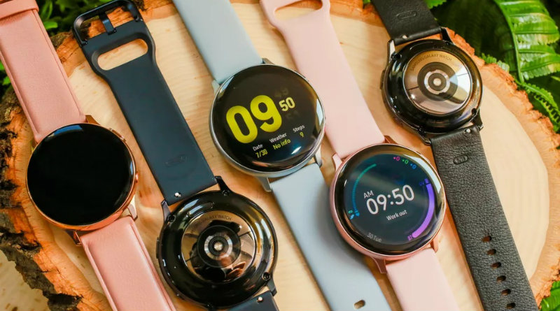 Samsung Galaxy Watch Active 2 | Фото: CNET