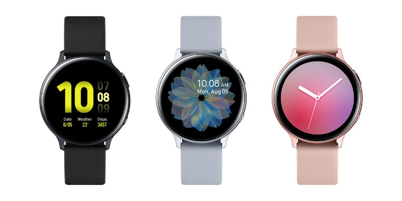 Samsung Galaxy Watch Active 2 |