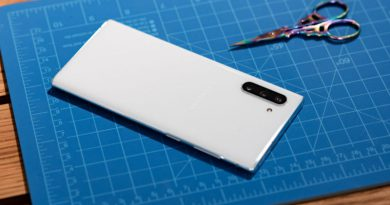 Galaxy Note 10 | Фото: androidauthority