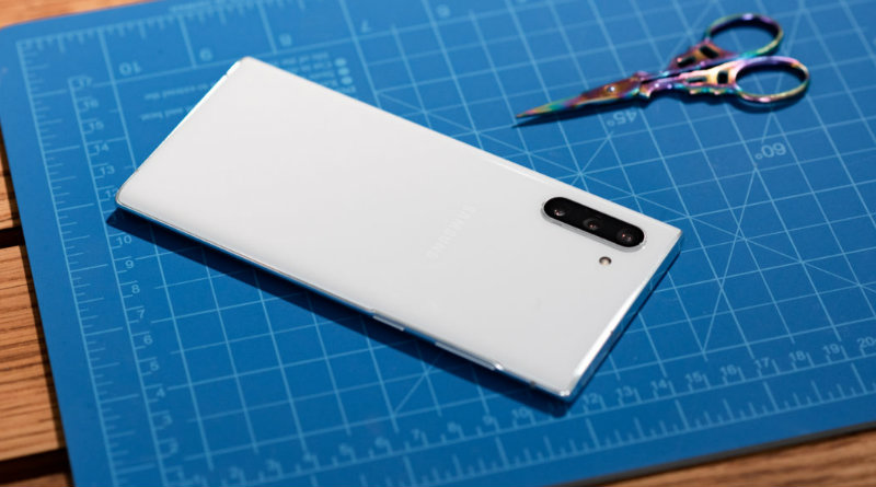 Galaxy Note 10   Фото: androidauthority