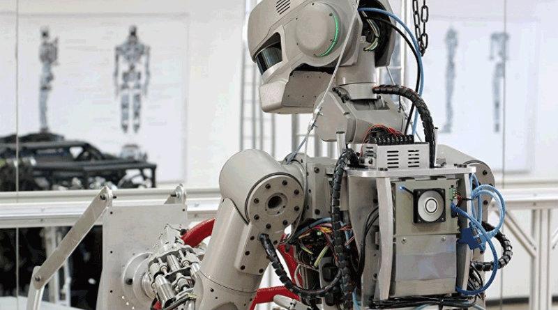 Робот Федор   Фото: https://robo-sapiens.ru