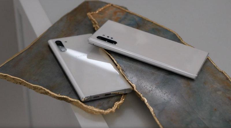 Samsung Galaxy Note 10   Фото: chudo.tech
