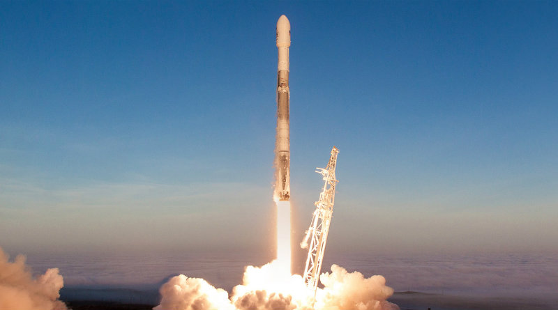Falcon 9 | Фото: SpaceX