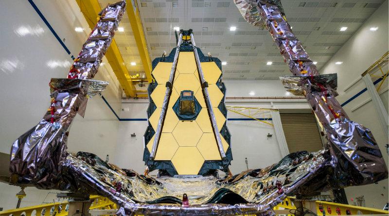 James Webb Space Telescope | Фото: NASA