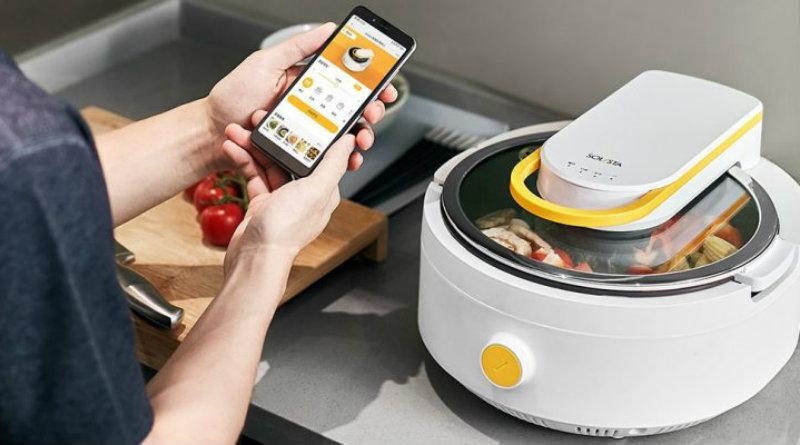 Solista Solo Intelligent Cooking Machine