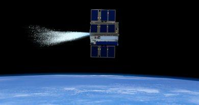 Паровой космический двигатель | Фото: NASA