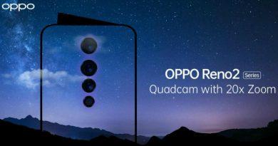 Oppo Reno 2: каким будет новый смартфон?