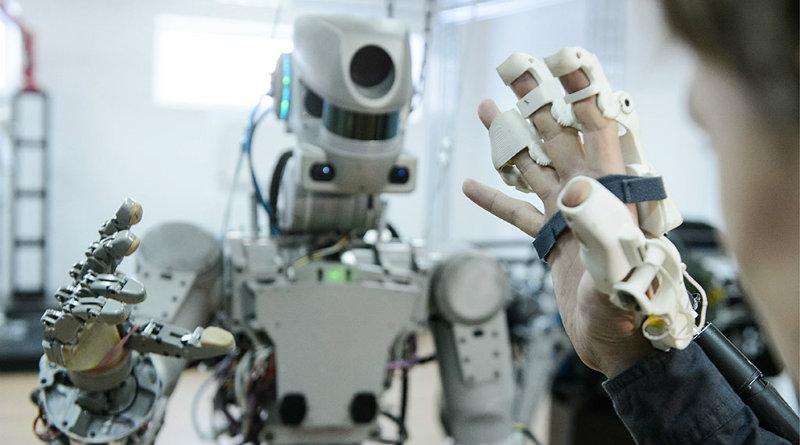 Робот Федор | Фото: https://24.hu