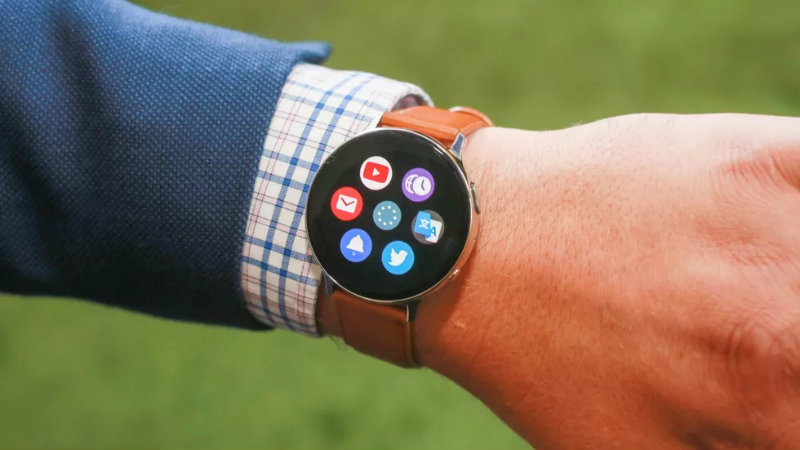 Samsung Galaxy Watch Active 2 | Фото: CNET