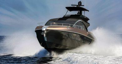 Lexus покажет свою премиальную яхту