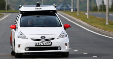 «Яндекс» робомобиль | Фото: hsto.org