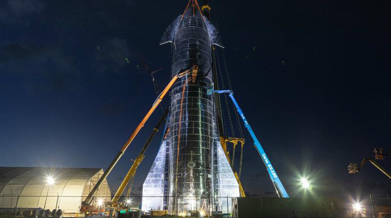 SpaceX Starship | Фото: itc.ua/