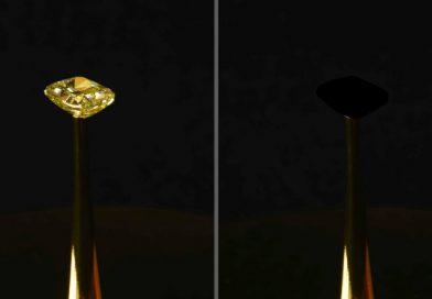 Ученые создали самый черный материал в мире