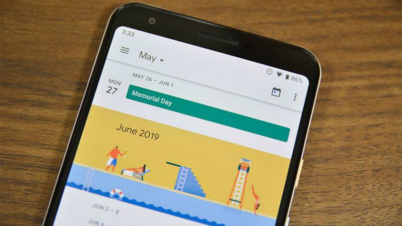 Google календарь | Фото: androidauthority