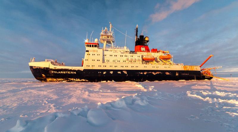 Polarstern | Фото: thearcticinstitute