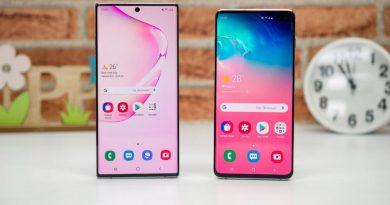 Galaxy Note и Galaxy S объединят в новый бренд